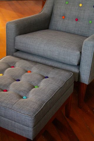 Button Pop Collection   The Occasional Chair Misslolo.co.nz