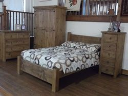 Plank Furniture For The Bedroom