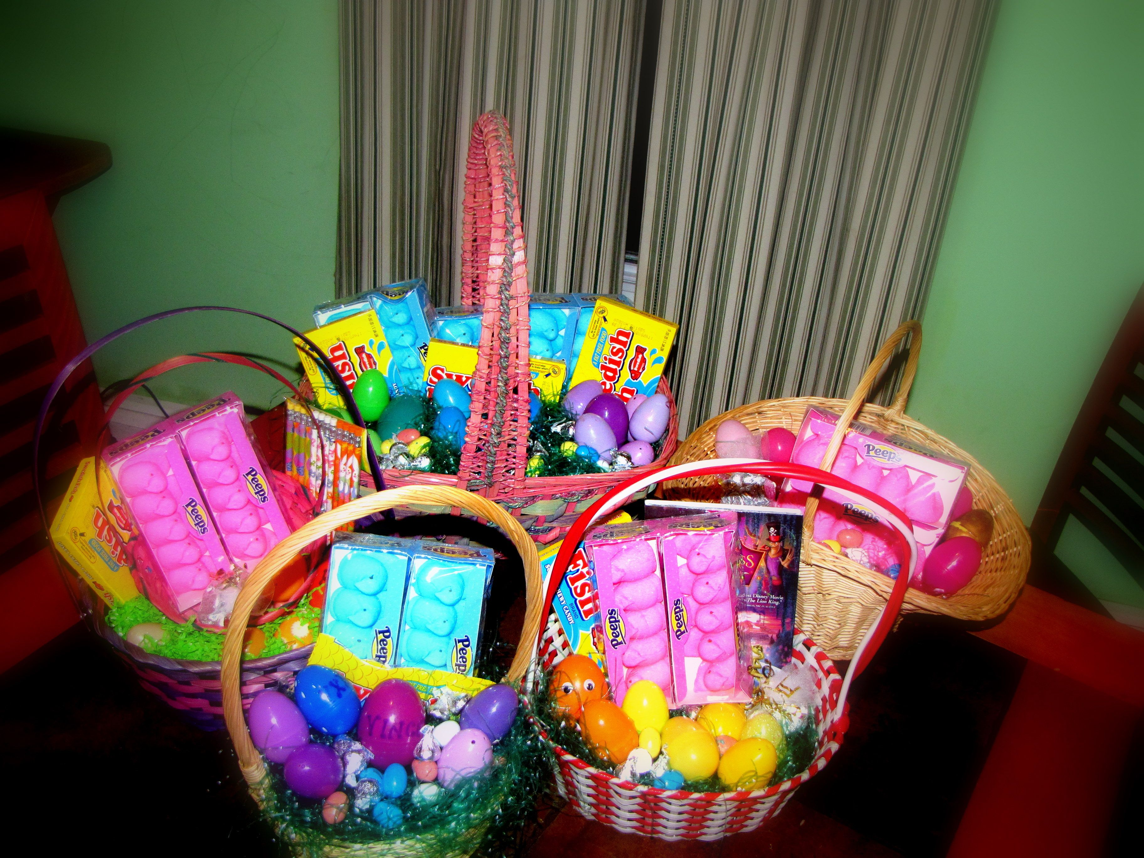 Perfect Easy Easter Baskets For Kids To Make With Lovely Eggs And