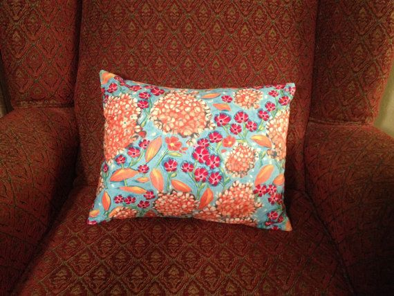 Travel Pillow Case on Etsy, $8.50
