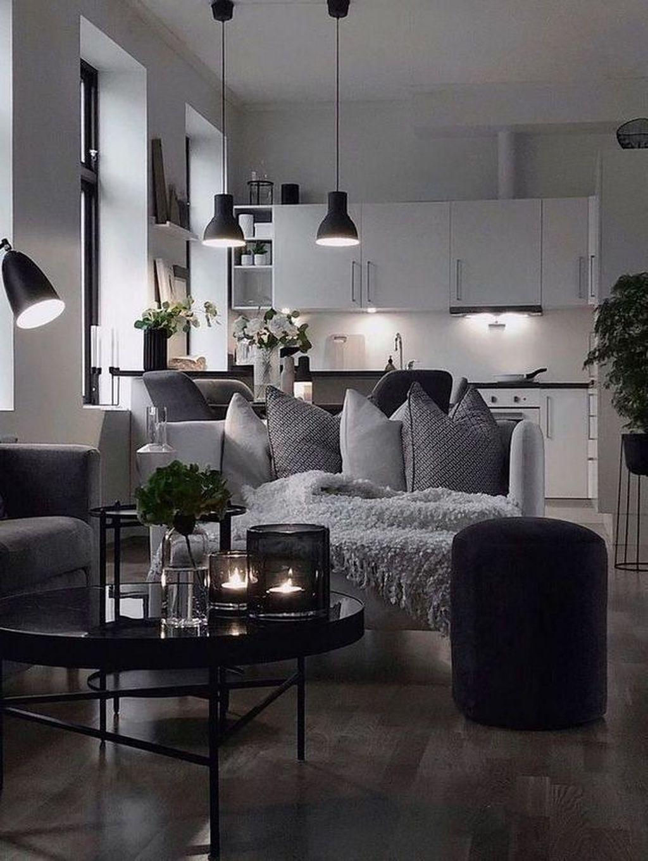 35 Classy Small Living Room Designs Ideas For Best Inspiration In 2020 Small Modern Living Room Living Room Design Modern Mid Century Living Room Decor #small #contemporary #living #room