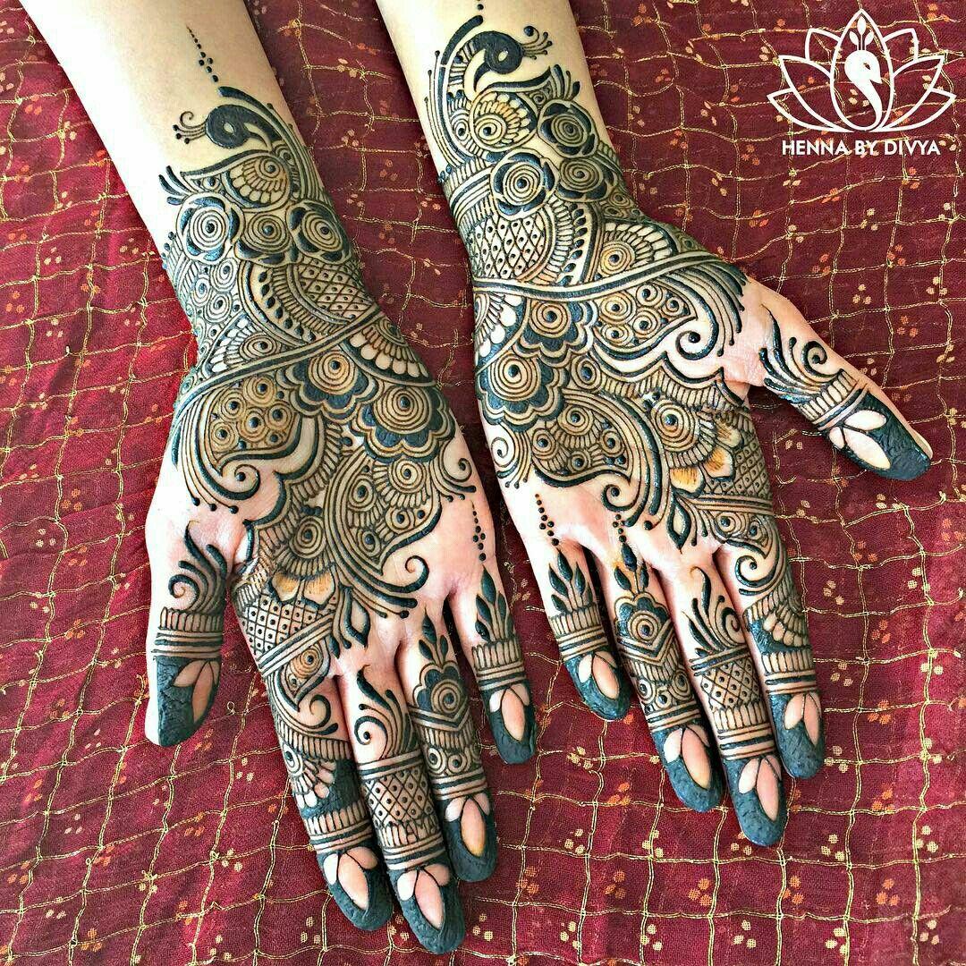 Henna By Divya Lookbook Mehndi Designs Mehndi Henna