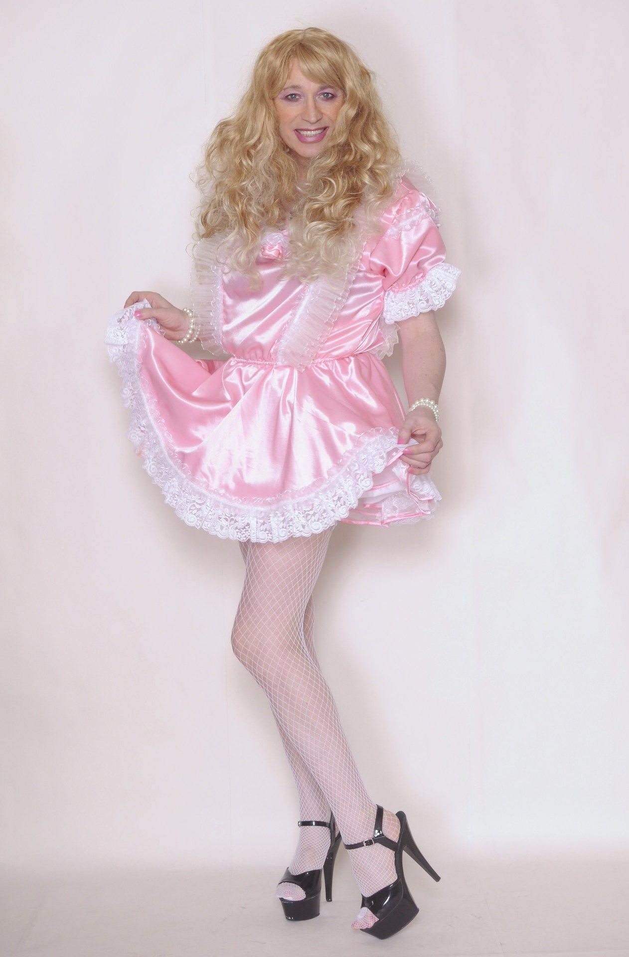 Frilly Sissy Tumblr with regard to the satin maids   all dolled up!   pinterest   maids, satin and