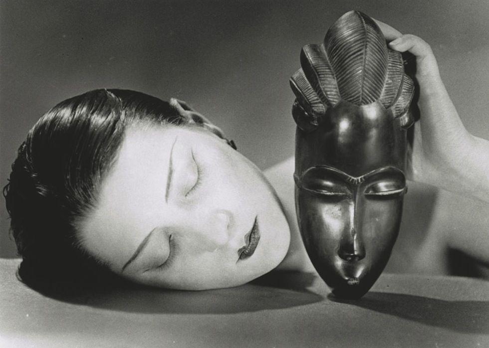 Man Ray (1890-1976)  Noire et Blanche 1926  Musée de l'Élysée, Losanna  © Man Ray Trust /SIAE