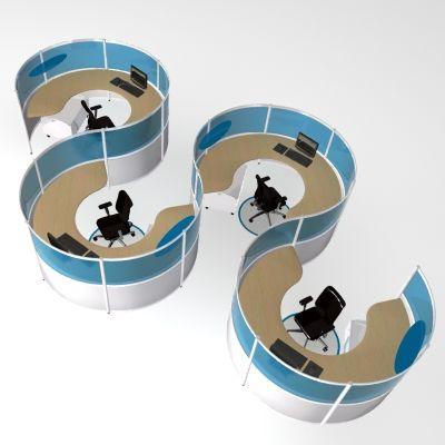 Cool Office Furniture   Design Trends, Unique