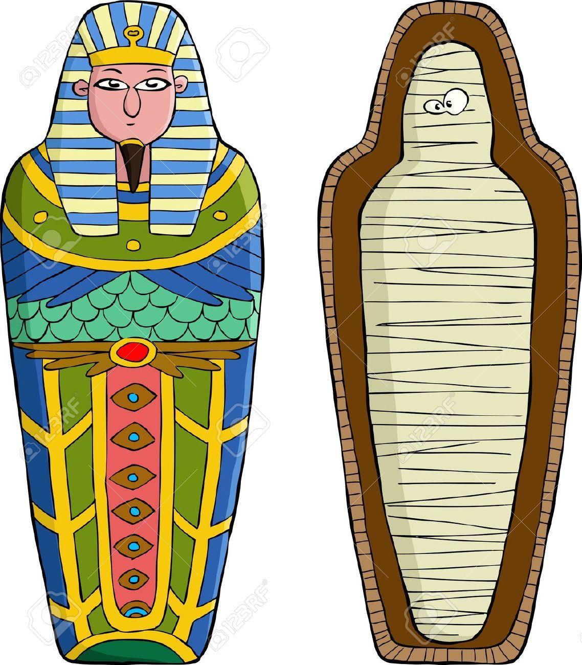 Image Sarcophage Banque D Images Vecteurs Et Illustrations Libres De Droits Egyptian Mummies Egyptian Drawings Egyptian
