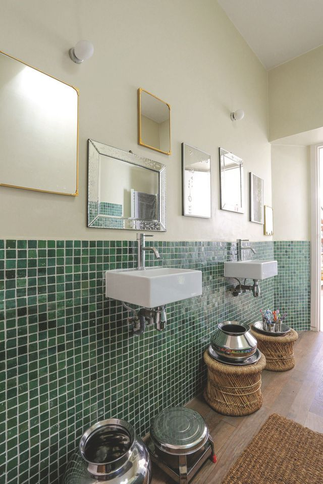 Idées déco pour salle de bains design et moderne Interiors