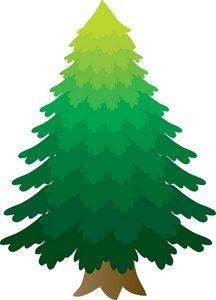 pine tree clip art tree clip art images tree stock photos rh pinterest com pine tree clipart images pine tree clip art with halo