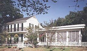 The Camilla Leake Barrow House In St Francisville La Is Now A