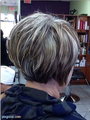 Transition To Grey Hair With Highlights Google Search