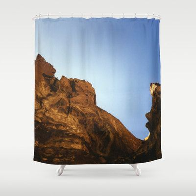 Scenic Nature Shower Curtain Original Photo Smith Rock Bend Oregon Bathroom Decor Made To Order This Shower Curtain Is With Images Bathroom Decor Etsy Shower Curtain