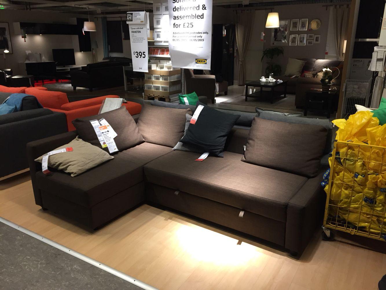 IKEA sofa bed Ikea sofa, Ikea sofa bed, Sofa