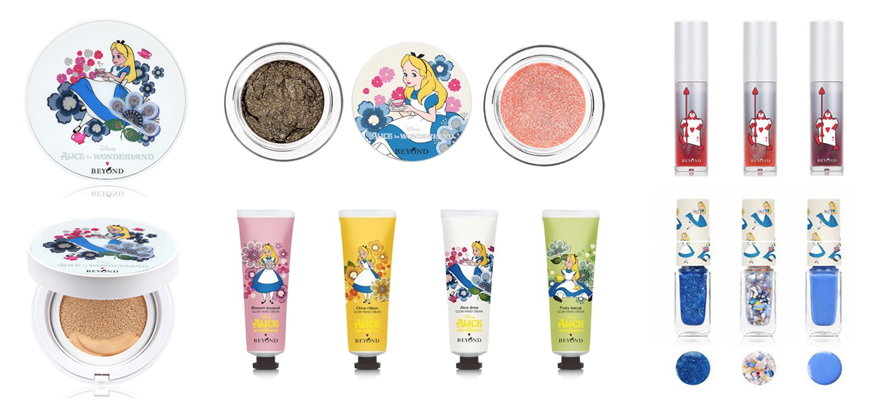 10 Character Themed Makeup Collaboration we're willing to