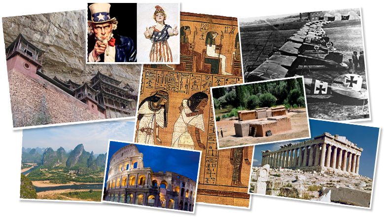 History for Kids - Fun Facts and Social Studies   History ...