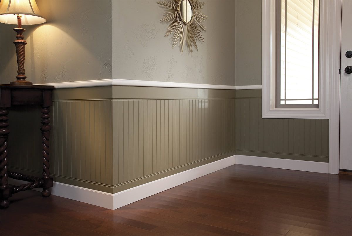 Benjamin moore palladian blue bathroom - Raised Panel Wood Wall Paneling Wall Panelling Wood Wall