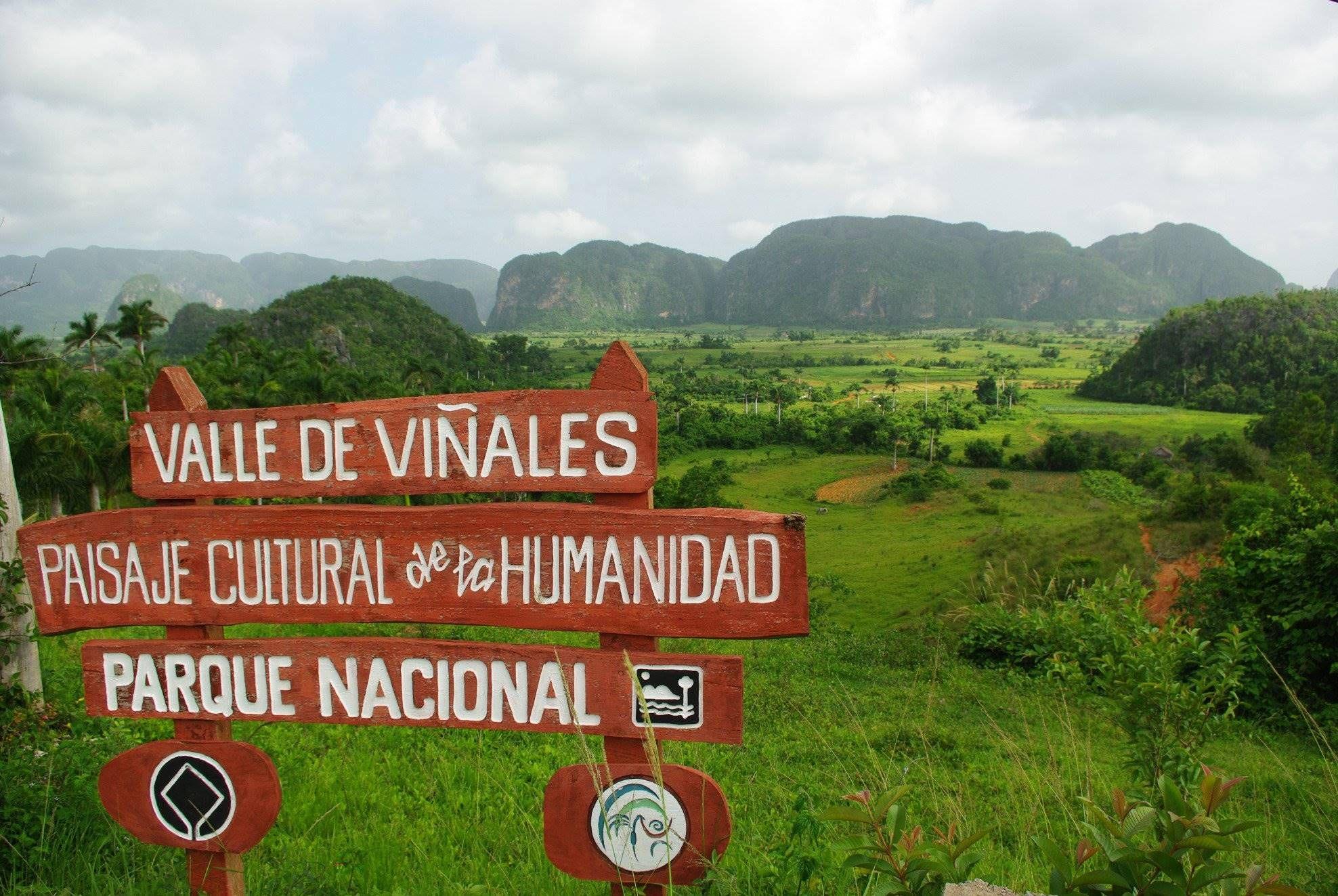 Parque Nacional Valle de Viñales