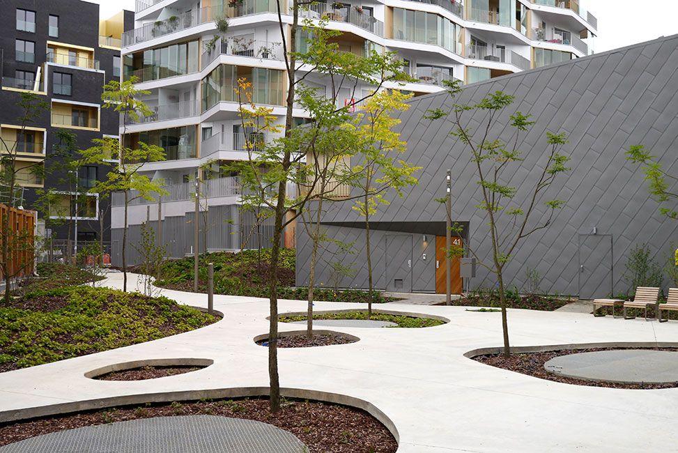 Pocket Park Central Garden Block B4 Tn Landscape 400 x 300