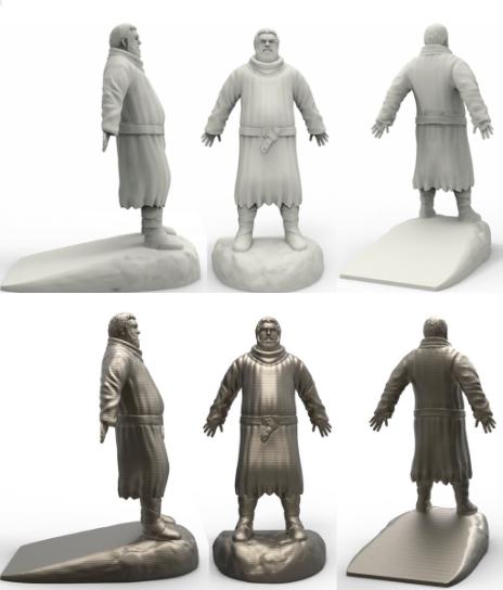 Cale Porte Hodor un cale-porte game of thrones hodor, merci kickstarter | gaming