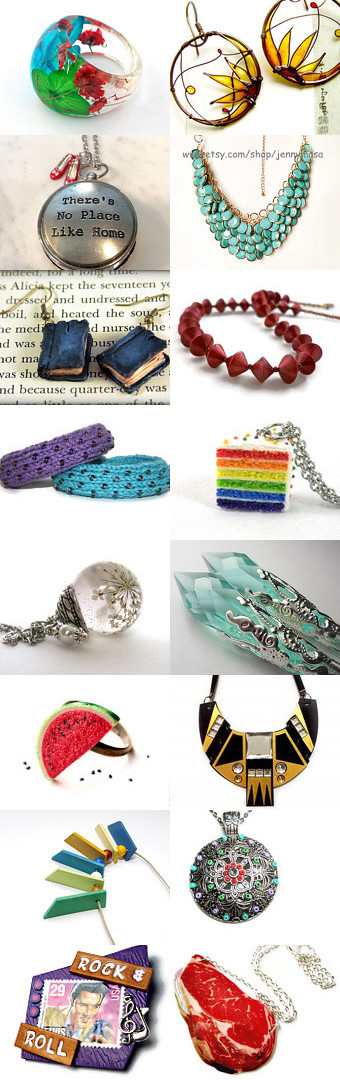 Jewels by Sue Petri on Etsy--Pinned with TreasuryPin.com