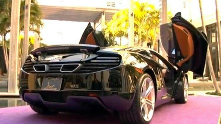 Mclaren Dwyane Wade Edition Dream Cars Pinterest