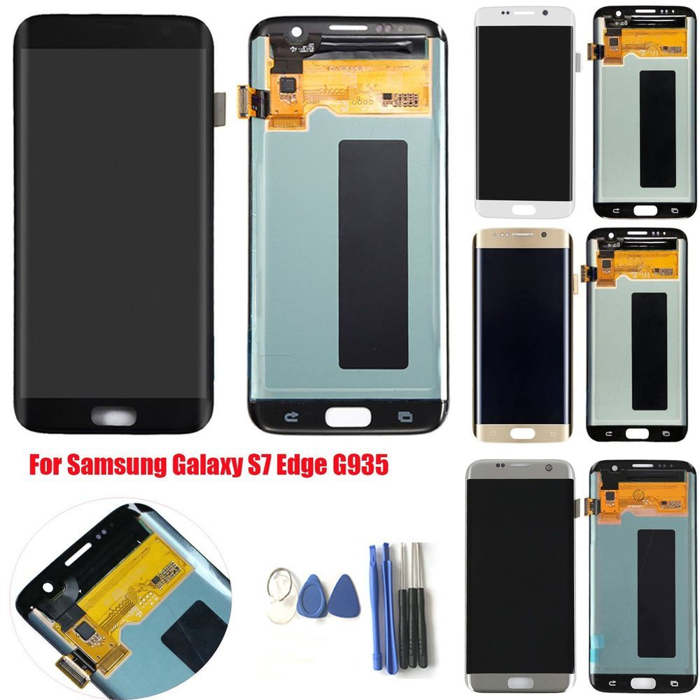 For Samsung Galaxy S7 Edge G935 Lcd Display Touch Screen Digitizer Assembly Vs Samsung Galaxy S7 Edge Samsung Galaxy S7 Galaxy S7