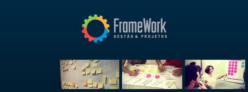 Capa para Facebook para a Framework -Gestão e Projetos.
