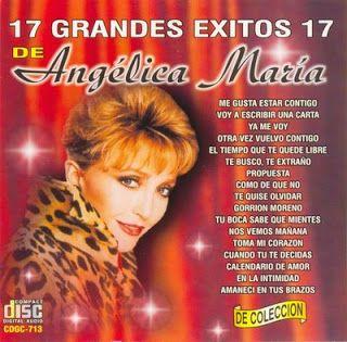 Angélica María | Lordboo's Blog