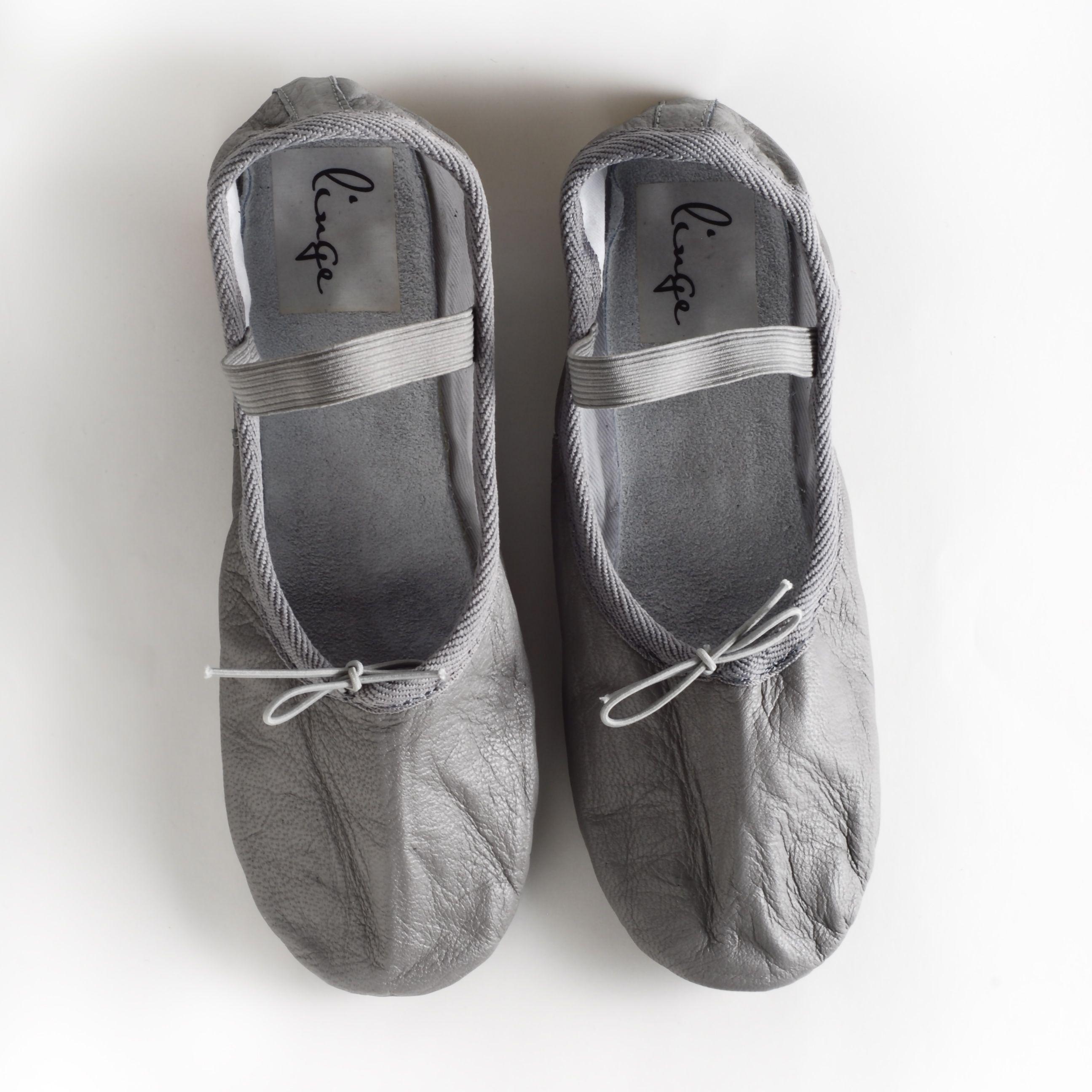 Www Lingeshoes Com Charcoal Ballet Shoes Grey Ballet Slippers Charcoal Dance Shoes Ballet Shoes Dance Shoes Ballet Slippers