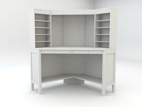 Ikea Hemnes Workstation Corner S Desk By Cnsorin