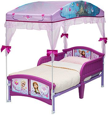 Disney Frozen Canopy Toddler Bed Toysrus Toddler Bed Toddler