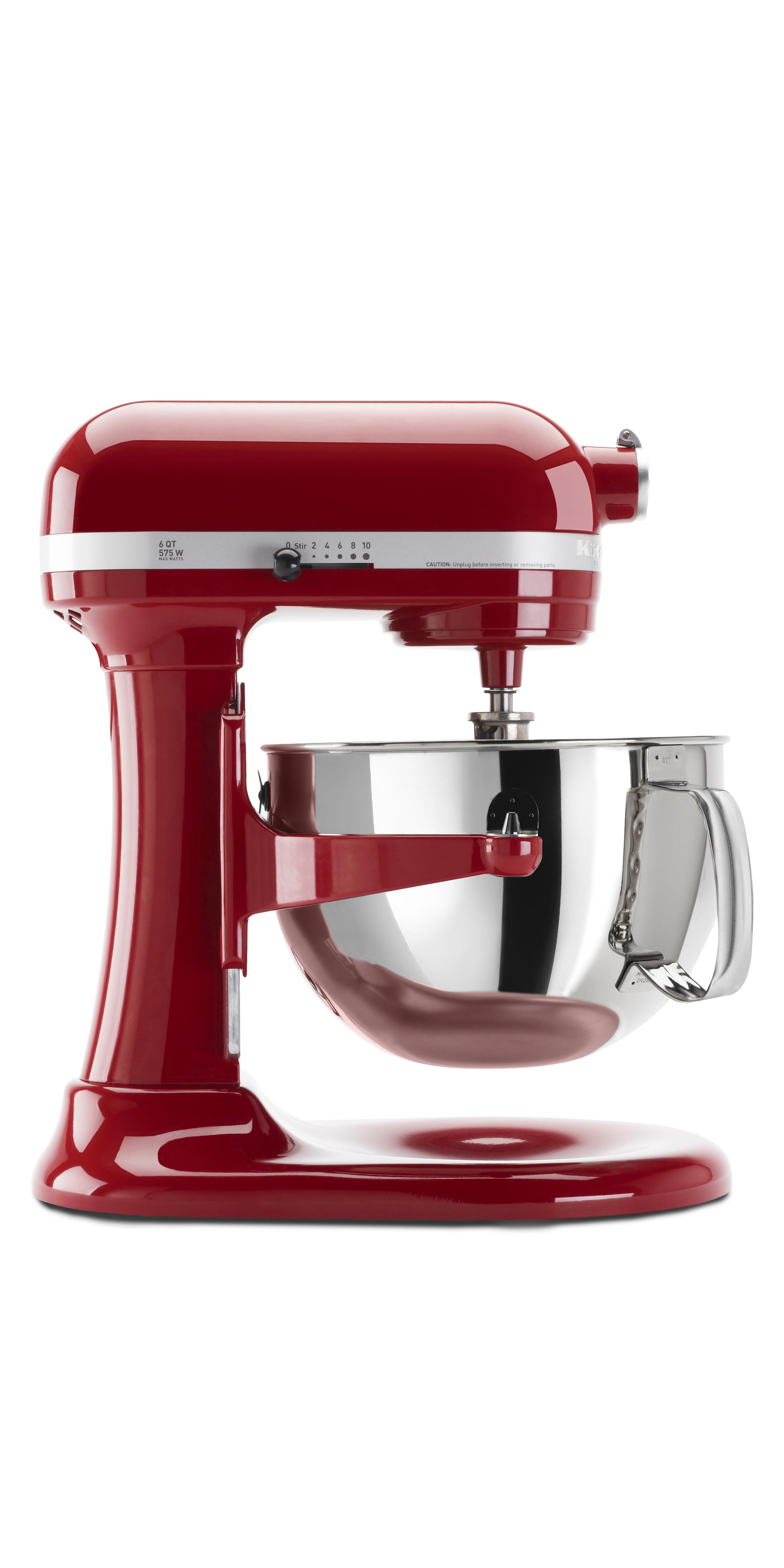Amazon.com: KitchenAid KSM150PSER 5-Qt. Artisan Series with Pouring Shield -