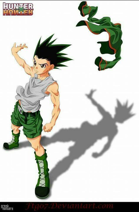 See the handpicked hunter x hunter wallpaper killua images and share with your frends and social sites. Épinglé par Marco Polo sur GON X FREECCS | Dessin animé ...