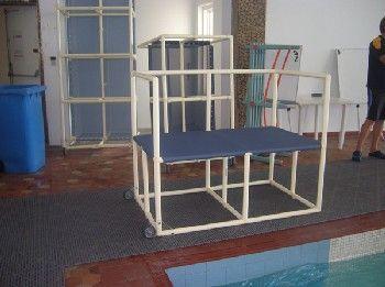 Pool platforms australia google search 0 pool swim - Above ground pool platform ...