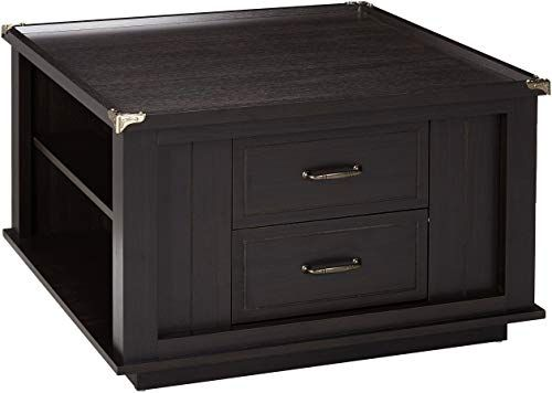 Buy 24/7 Shop Home 247SHOPATHOME YNJ-15412C5 Coffee-Tables Espresso online #espressoathome