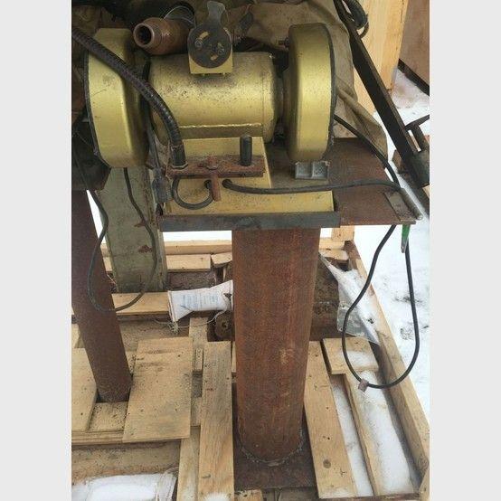 Pleasant Darex Bench Grinder Drill Sharpener 1 3 Hp 3450 Rpm 115V Cjindustries Chair Design For Home Cjindustriesco