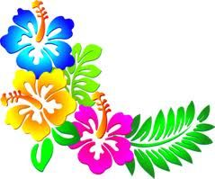 hibiscus clipart - Google Search | Art Quilts | Hawaiian art