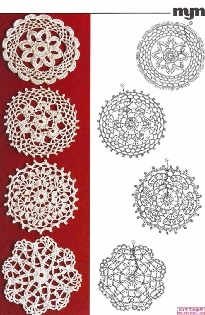 GALA钩...来自__Jslee的图片分享-堆糖 | Crochet miscellaneous 1 ...