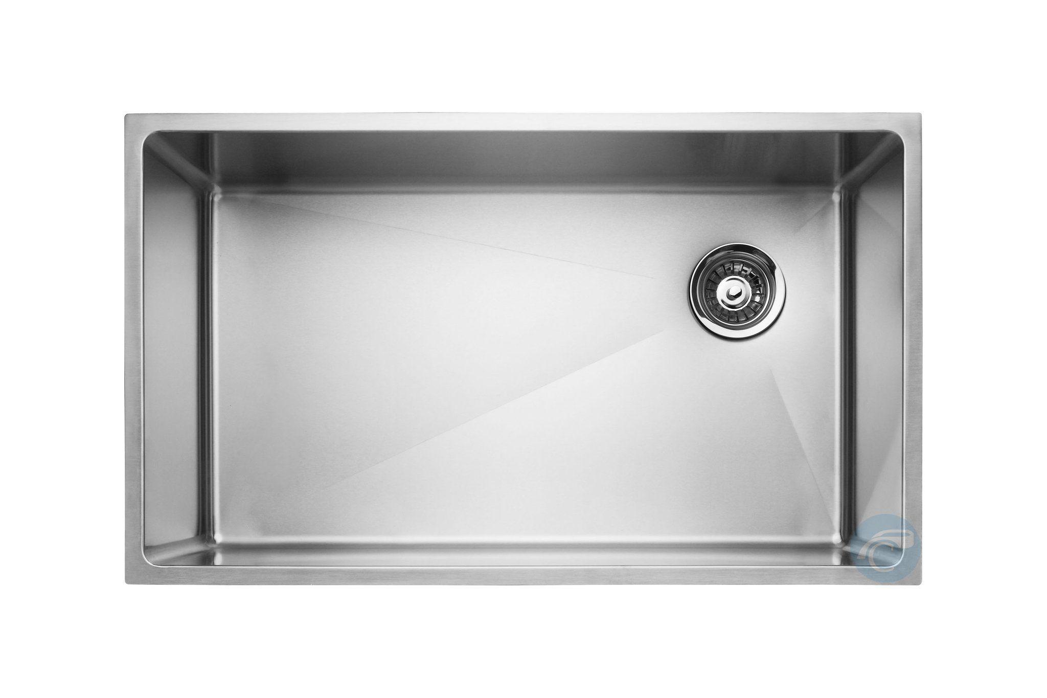 Strange Master Chef Amiens Single Bowl Undermount Kitchen Sink With Download Free Architecture Designs Osuribritishbridgeorg