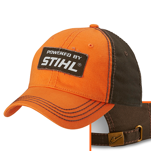 29d93e23a Washed POWERED BY STIHL® Cap | Complete your workwear outfit with ...