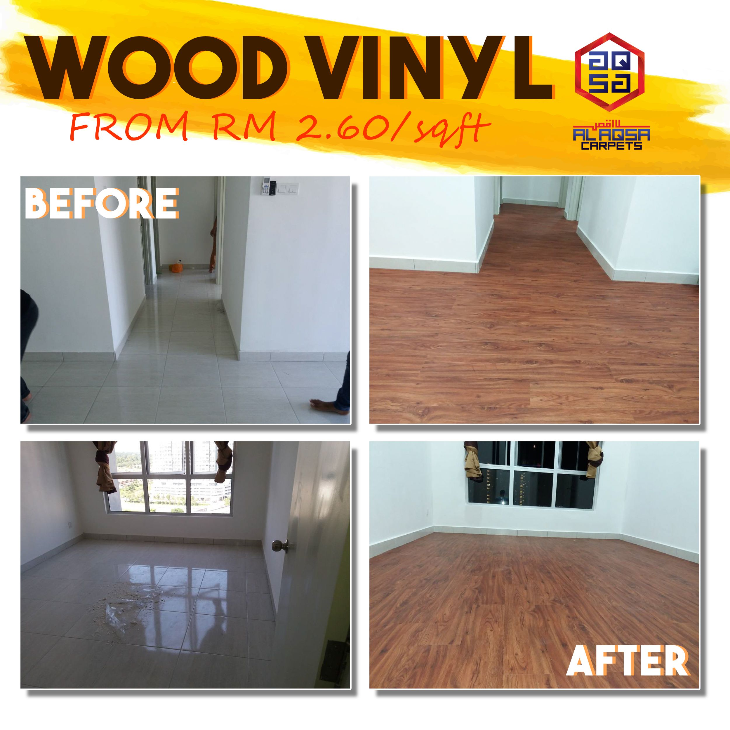 Creating A New Look For Your Room Is As Our Diy Wood Vinyl Flooring Luxurious Look For Low Expense Super Cheap Diy Wooden Vi Pvc Flooring Wood Vinyl Flooring