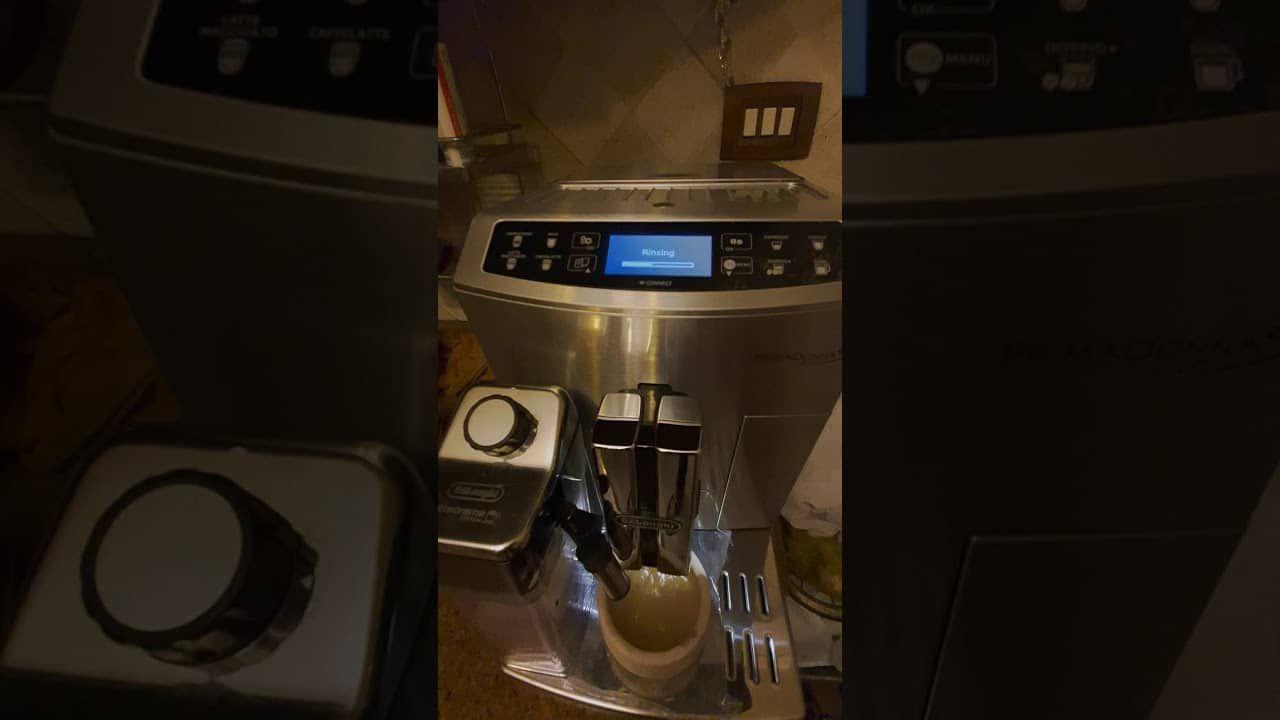 افضل مكائن القهوة ديلونجي Delonghi Primadonna S Evo 510 55 مراجعة سريعة Drip Coffee Maker Coffee Coffee Maker