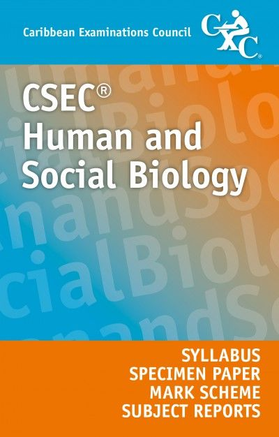 Csec human and social biology syllabus specimen paper mark scheme csec human and social biology syllabus specimen paper mark scheme and subject reports fandeluxe Images
