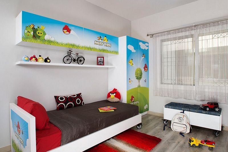 Bird Bedroom Ideas Magnificent Decorating