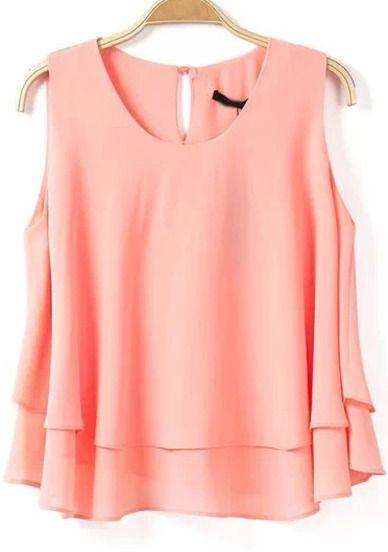 Model Baju Sifon Blus
