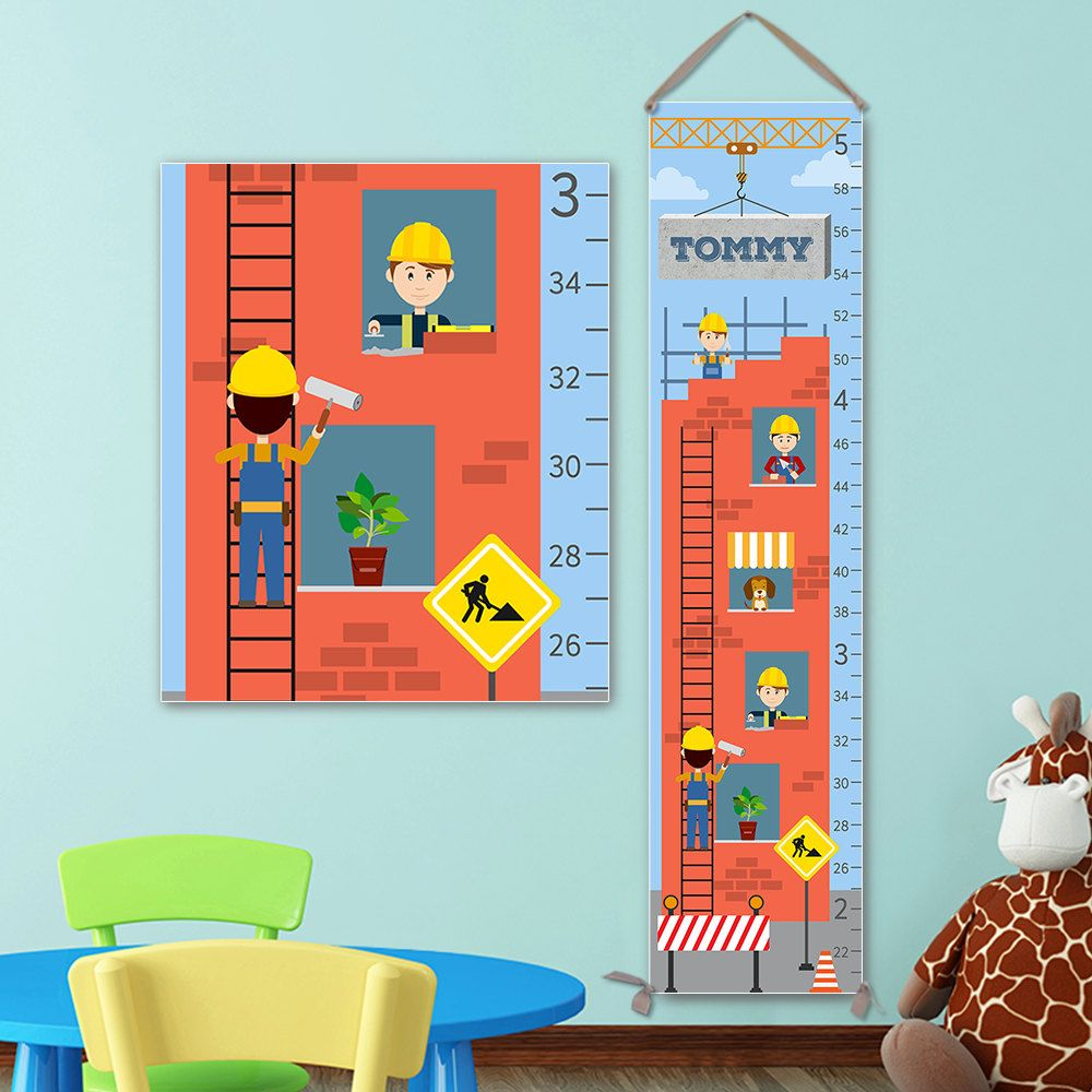Construction growth chart personalized growth chart boy growth construction growth chart personalized growth chart boy growth chart height chart boy geenschuldenfo Choice Image
