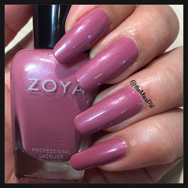 Zoya Nail Polish in Arielle ZP318 | beauty | Pinterest | Zoya nail ...