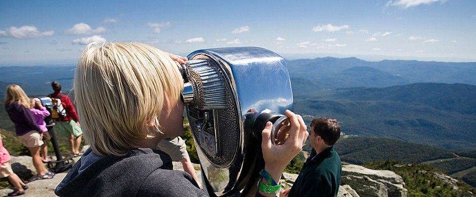 Whiteface Mountain Overlook