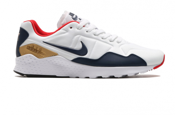 The Nike Air Zoom Pegasus 92 Is Also Treated In The Olympic Theme on  http://SneakersCartel.com | #sneakers #shoes #kicks #jordan #lebron #nba # nike #adidas ...