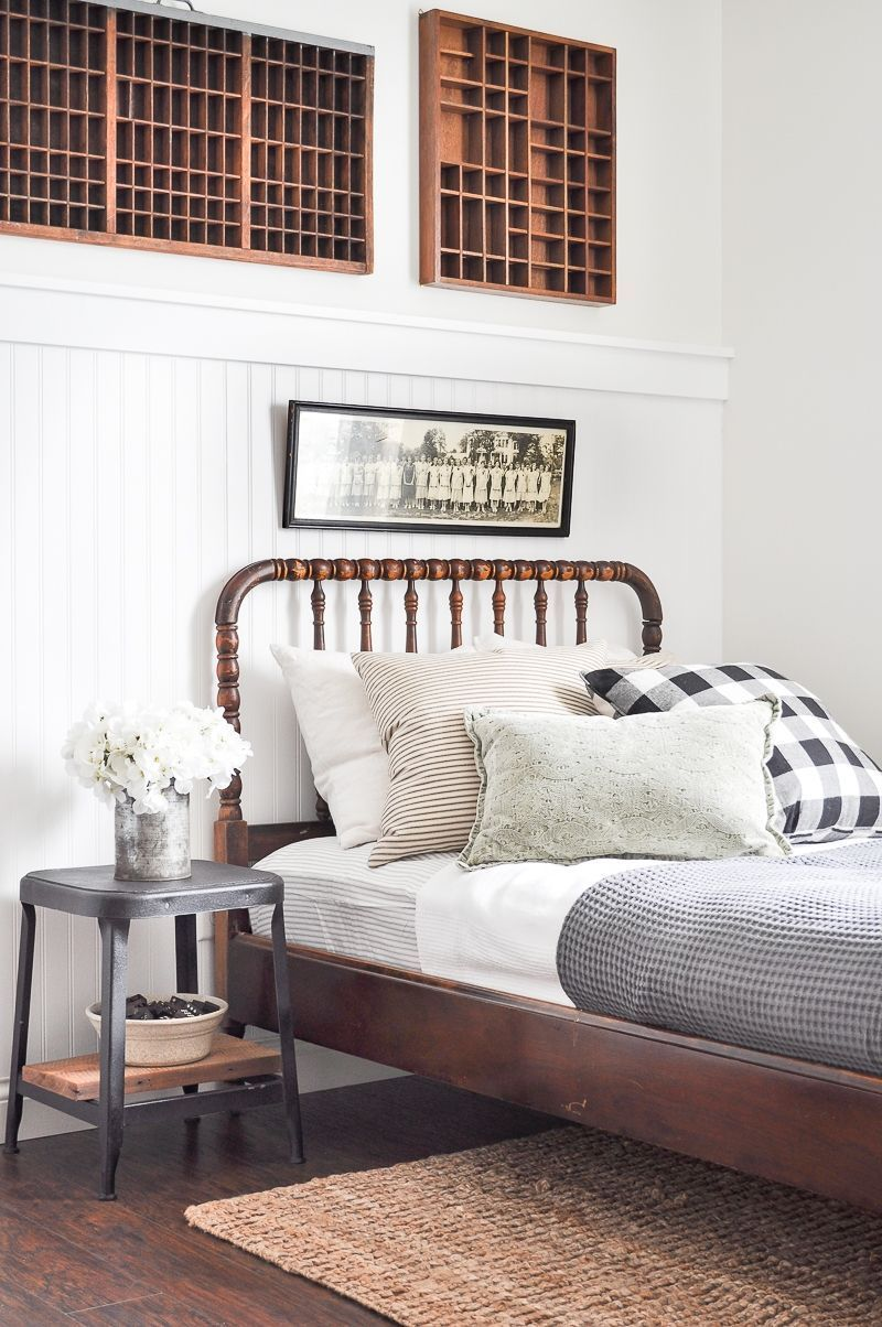 Farmhouse Bedroom Ideas √ 19 Tips and Tricks Cool Bedroom