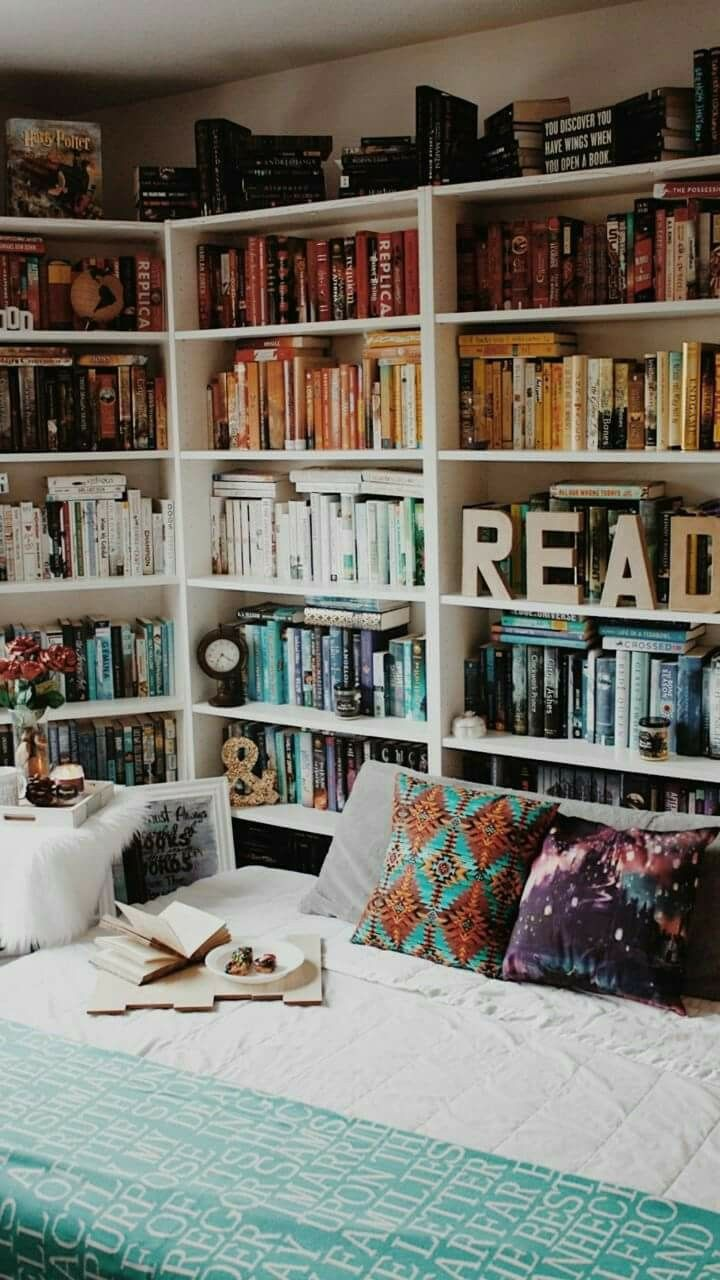 Discover Ideas About Book Shelf Bedroom